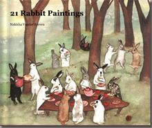 21 rabbit Paintings
