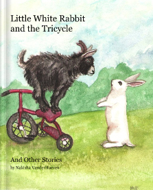 Little White Rabbit and the Tricycle