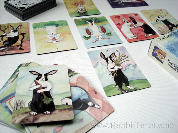 Artistic Tarot Decks Animal Art Tarot Decks